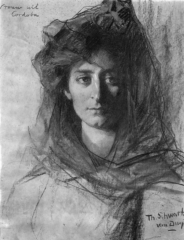 Тереза Шварц. Женщина из Кордовы