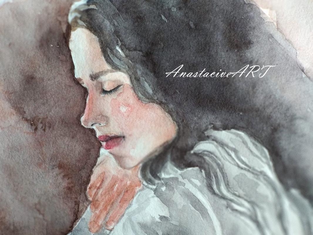 Anastasia Mikhailova. In dreams.
