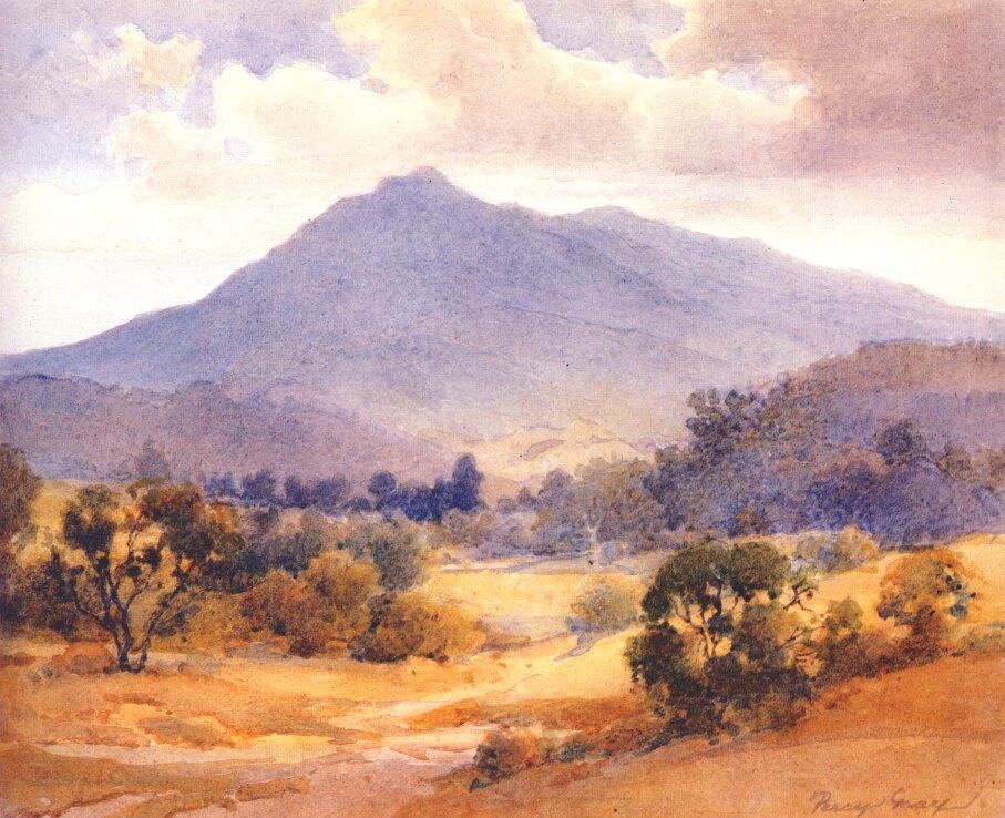 Percy Gray. Mountain