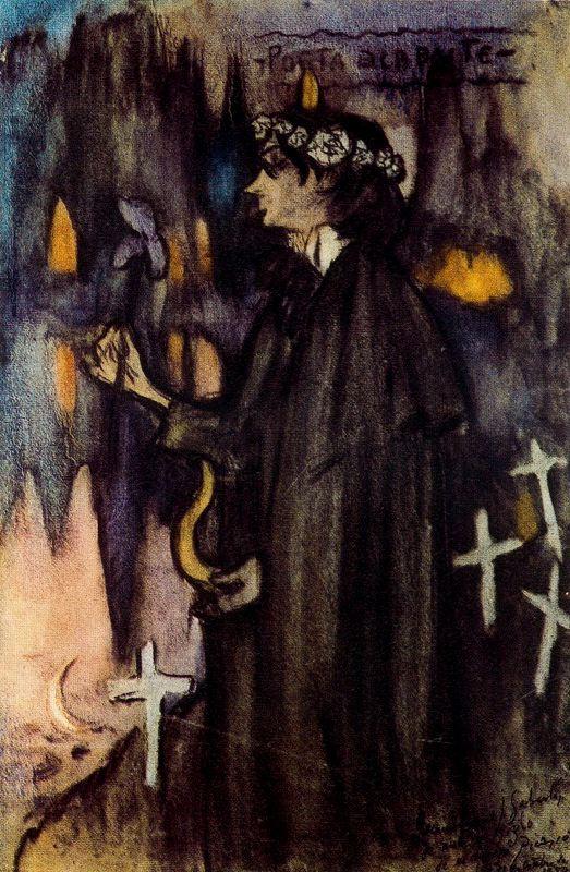 Пабло Пикассо. Кресты
