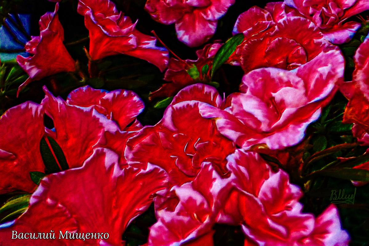 Vasiliy Mishchenko. Flowers 0123