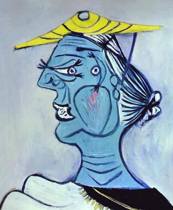 Пабло Пикассо. Ли Миллер