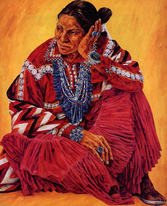 Эзелинда Роббинс. Роуз Навахо
