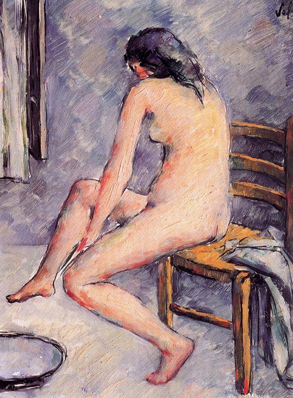 Manuel Del Rio Manuel. Nude woman