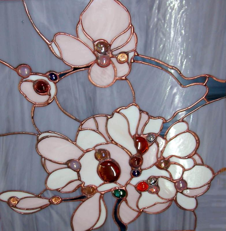 Vladimir Ivanovich Turner. Cherry blossoms