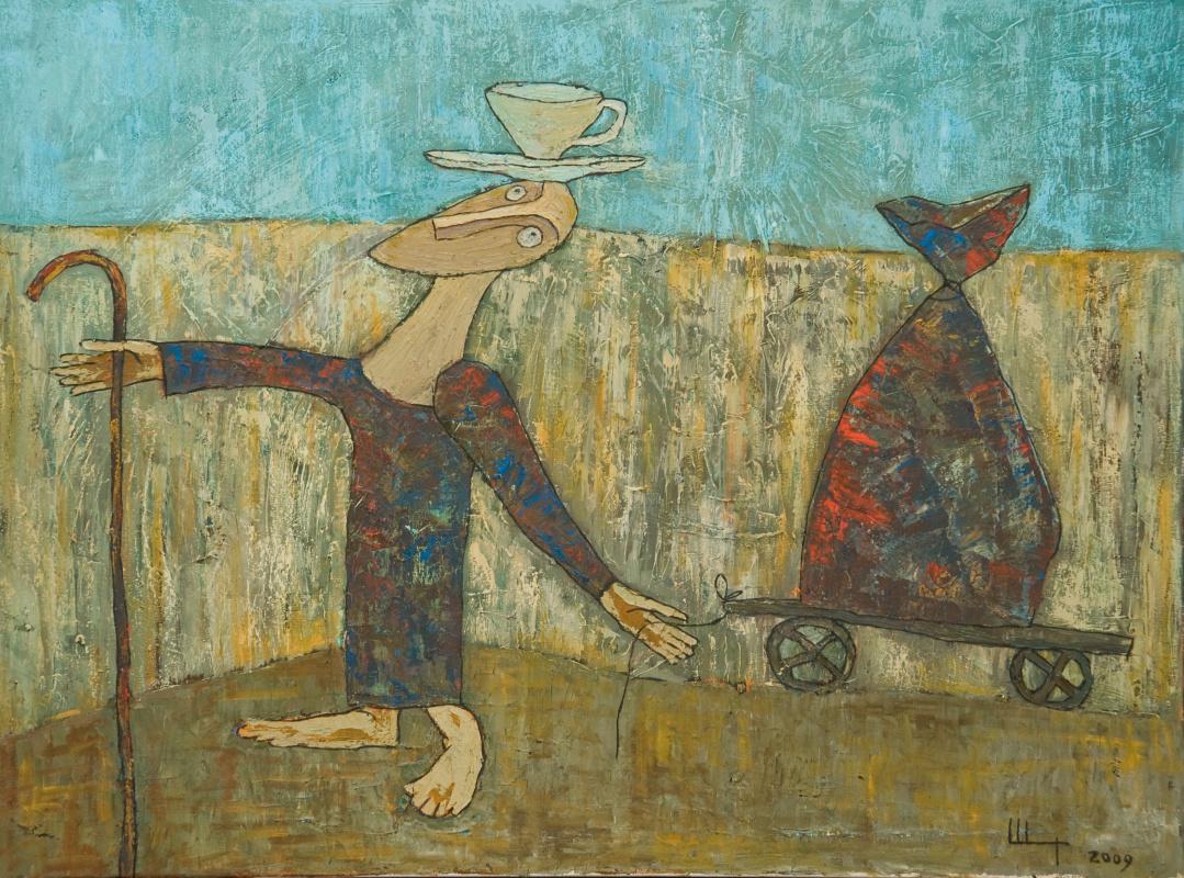 Victor Fedorovich Schmidt. Wagon