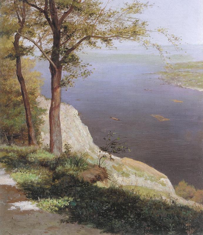 Nikolay Ivanovich Murashko. View of the Dnieper