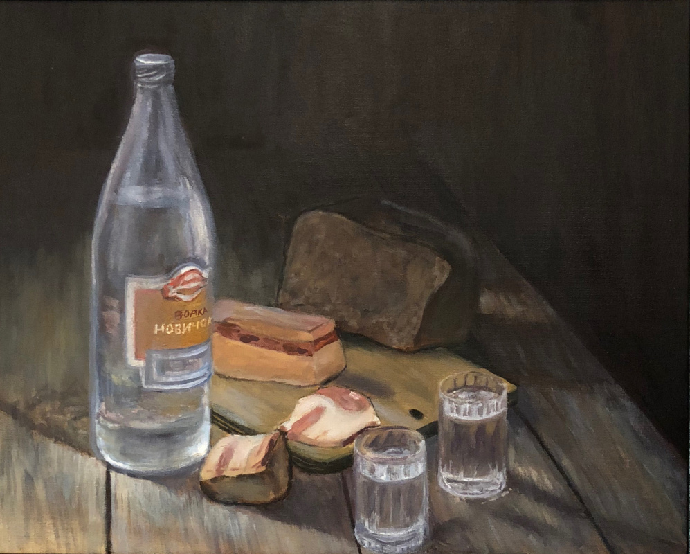 Phaque u parce que. Still Life A-1 (vodka)