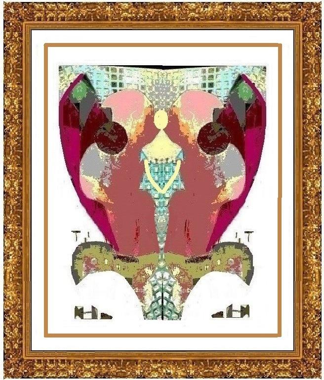 Mark Jakowlewits Goldfain. Vase