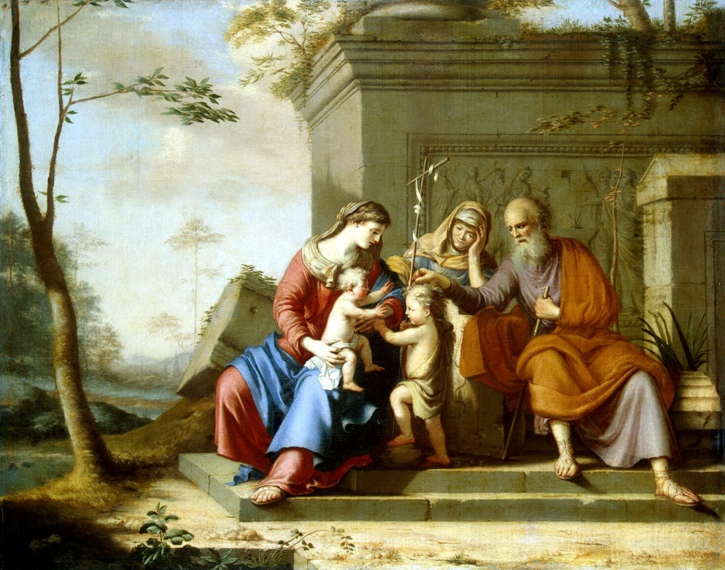 Пьер Коши. Святое Семейство