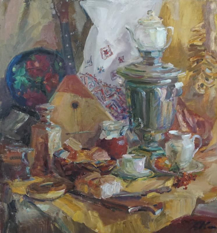 Valerij Ivanovich Sosna. Slavic Cordiality
