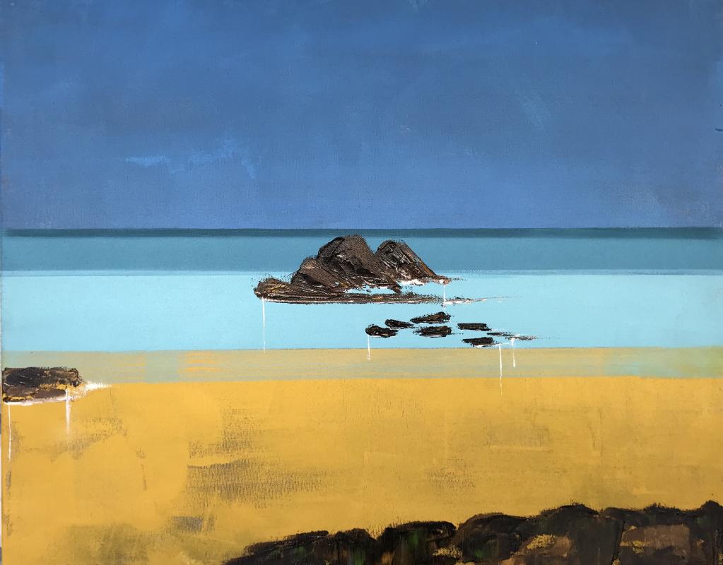 Anna Biei. Landscape number 1