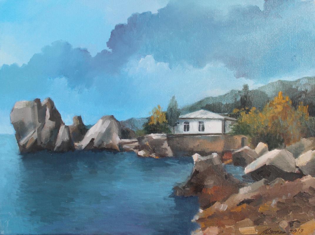 Alessia Lisenko. Chekhov's cottage