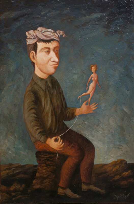 Igor Gorban. Maiden of my dream