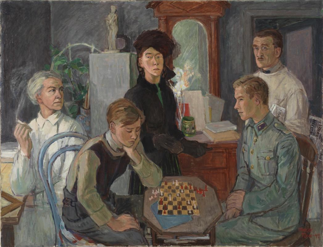 Tove Jansson. Family