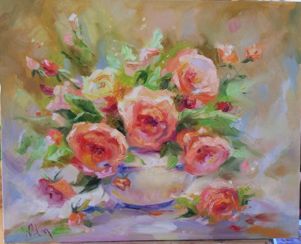 """Viktoriya. """"Roses"""""""
