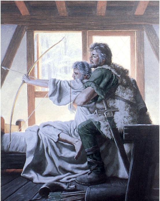Грег Хильдебрандт. Сюжет 23