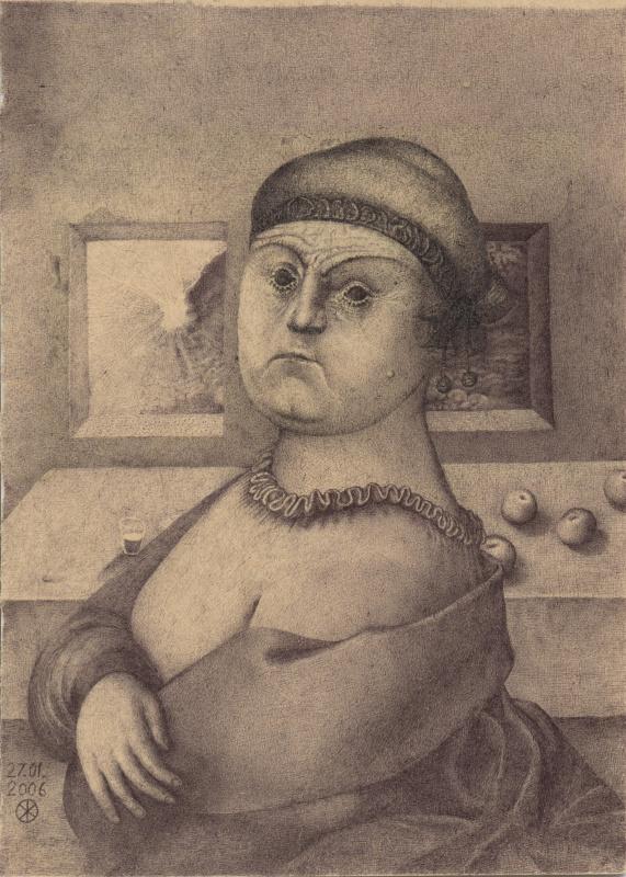 Vladislav Zhidenko. Aunt