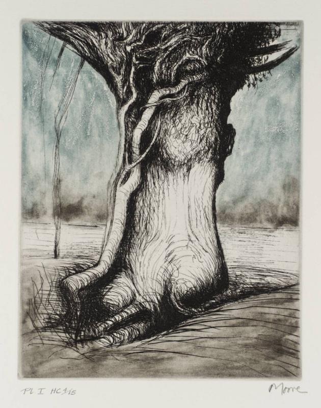 Генри Спенсер Мур. Дерево