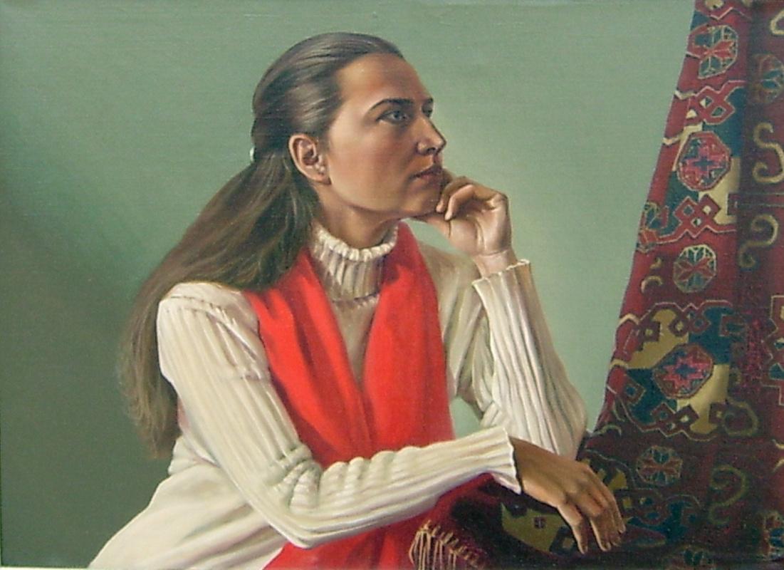 Сергей Георгиевич Леконцев. Svetlana