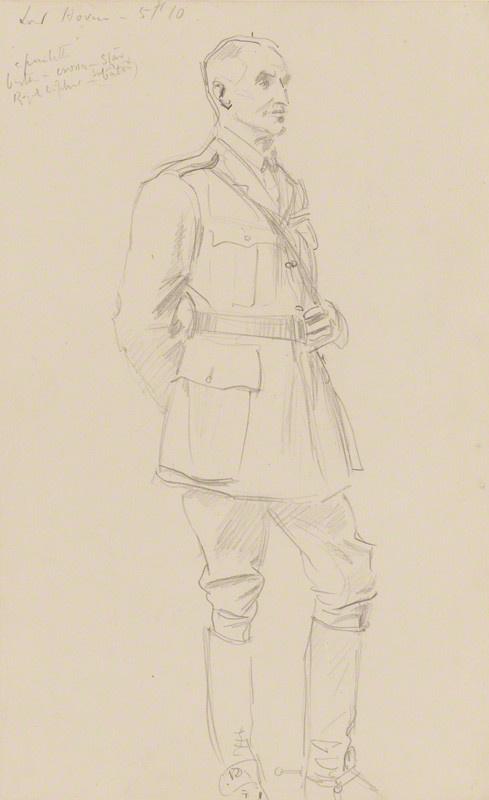 John Singer Sargent. Henry Sinclair Horne, Baron Horne