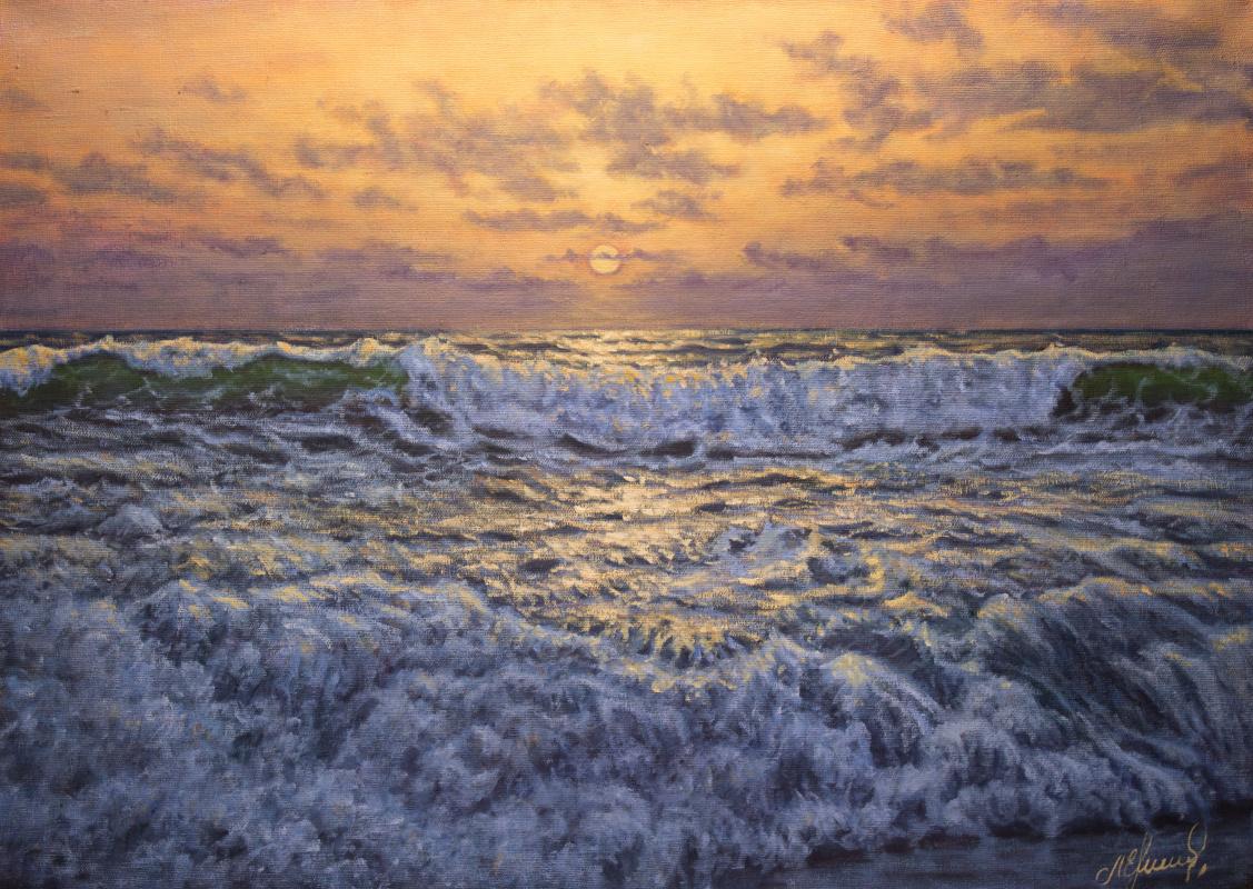 Valery Levchenko. No. 476 Seascape.