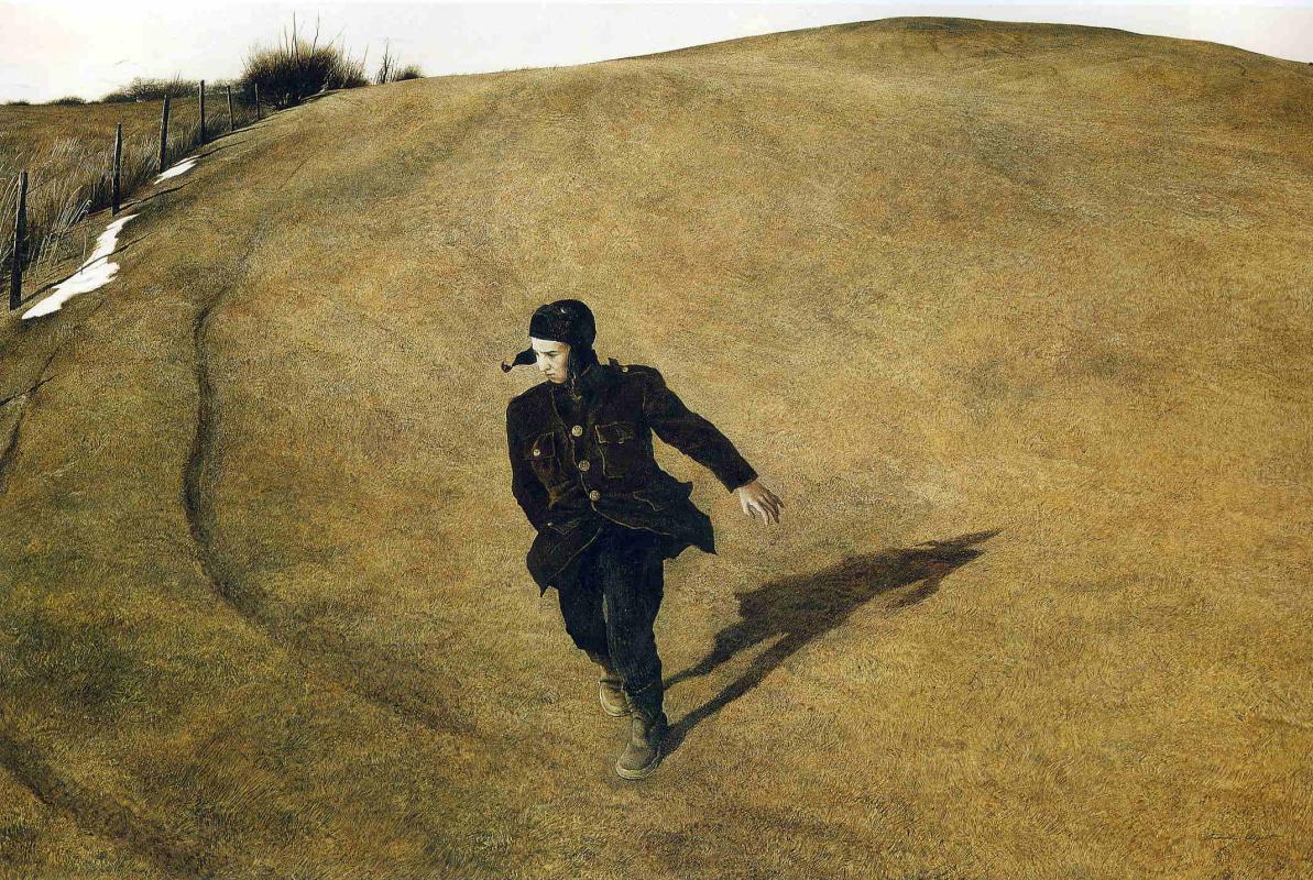 Эндрю Уайет. Зима 1946-го