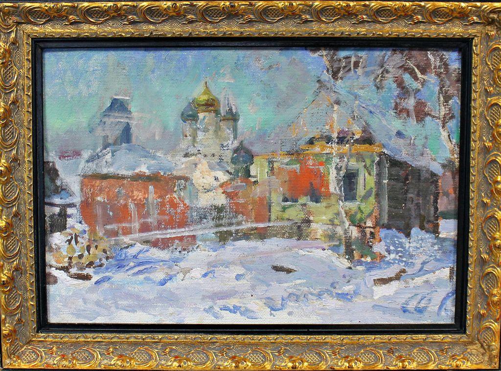 Sergey Fedorovich Melnikov. Winter