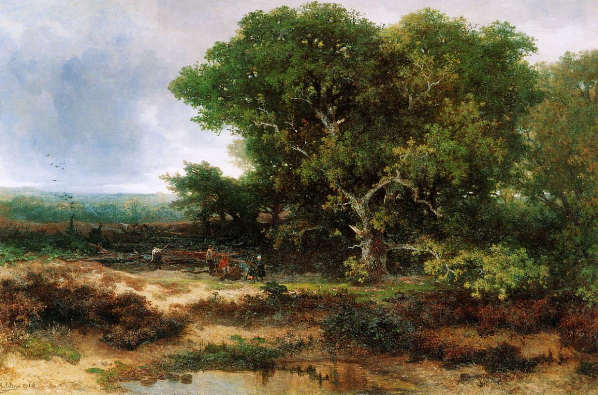 Johannes Builders. Landscape