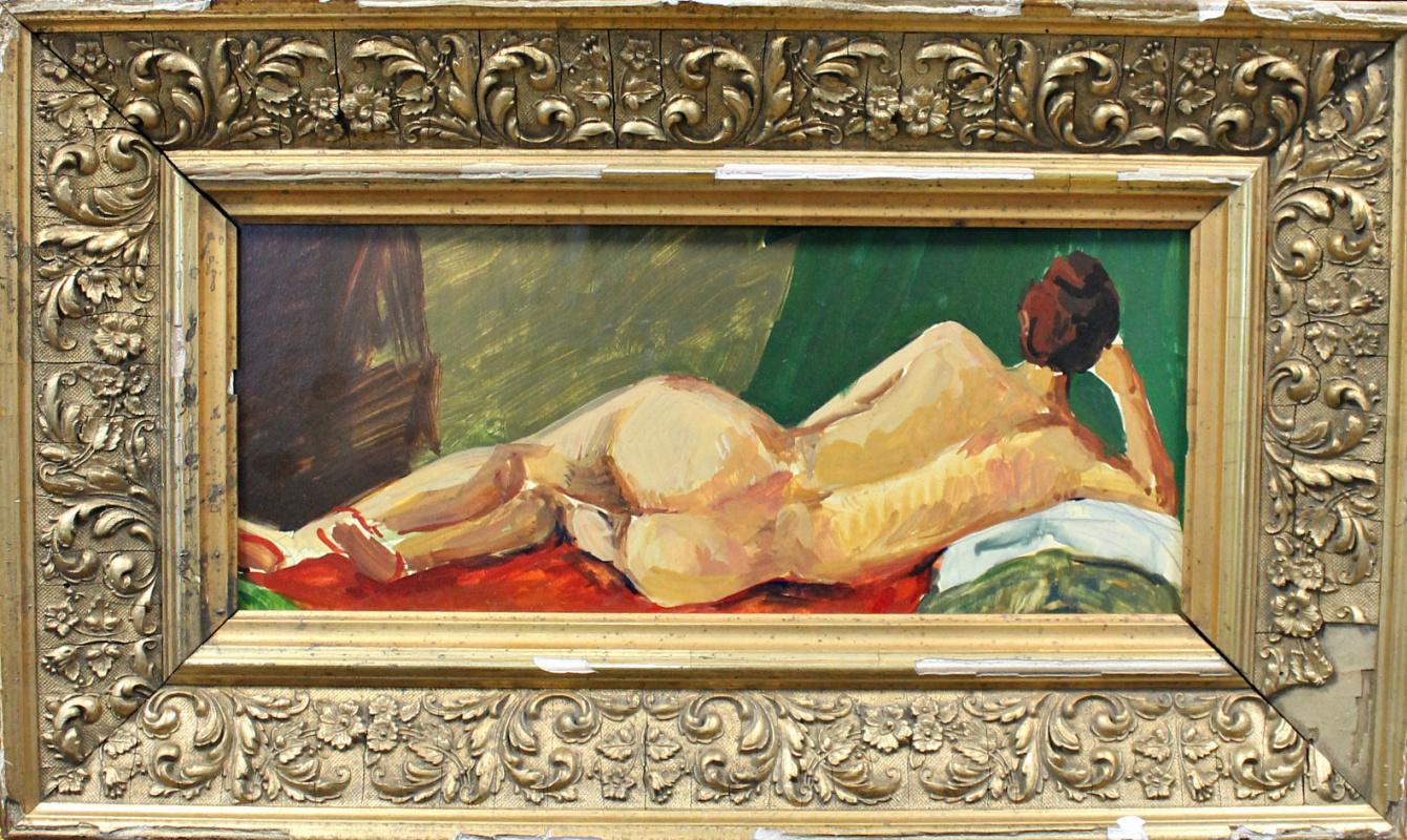 Vladimir Viktorovich Borodin. Nude