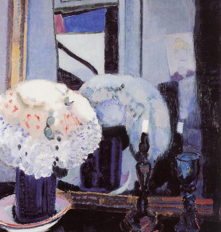 Ян Слёйтерс. Шляпа с цветами