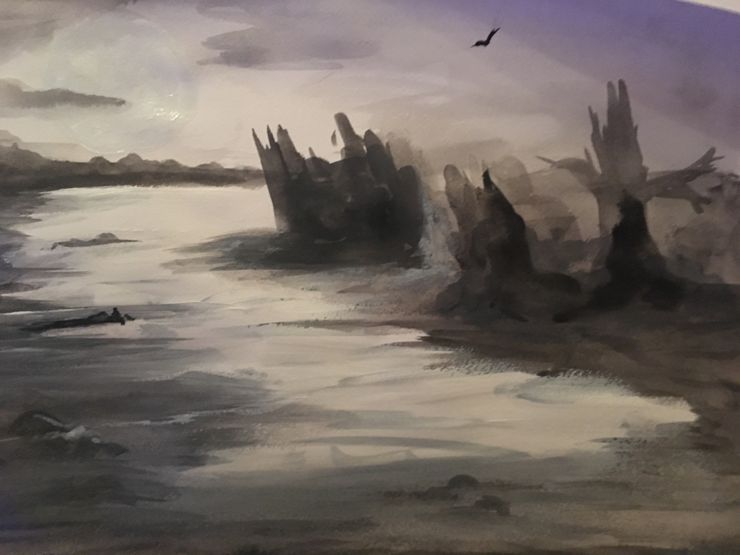 Elena Kokhno. Apocalypse in soul