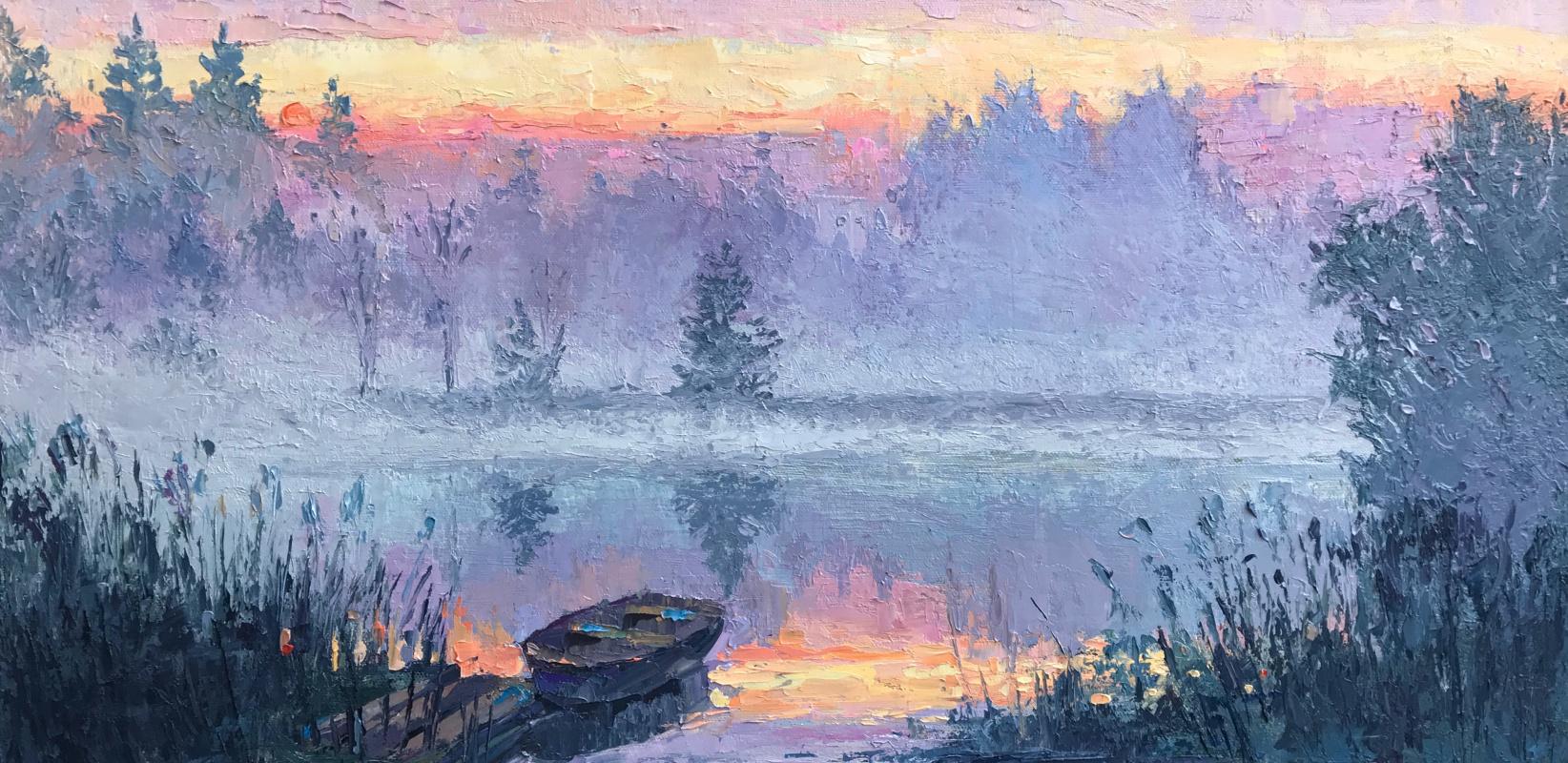 Alexander Dmitrievich Svistunov. Glow