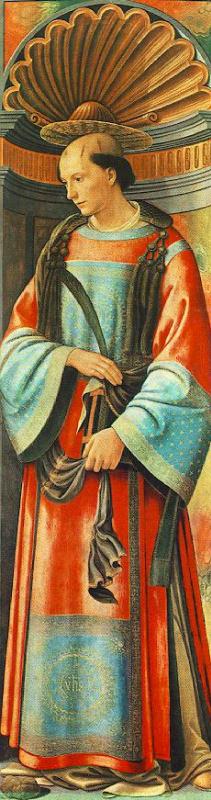 Доменико Гирландайо. Святитель Стефан
