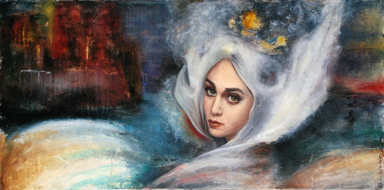 Наталия Багацкая. Princess swan