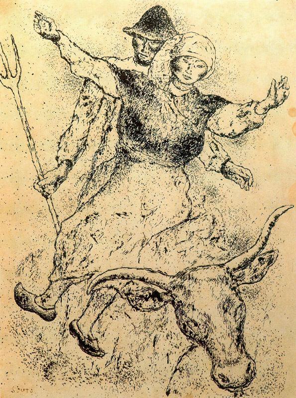 Артуро Соуто. Езда
