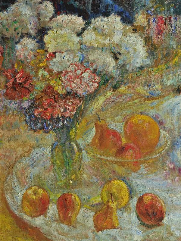 Валерий Иванович Ярош. Flowers and fruits