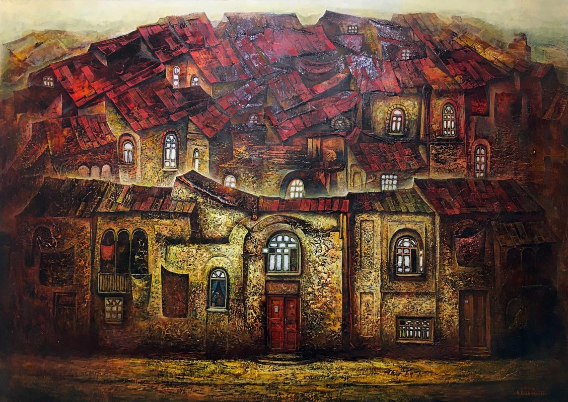 Amur Kochishvili. Native city