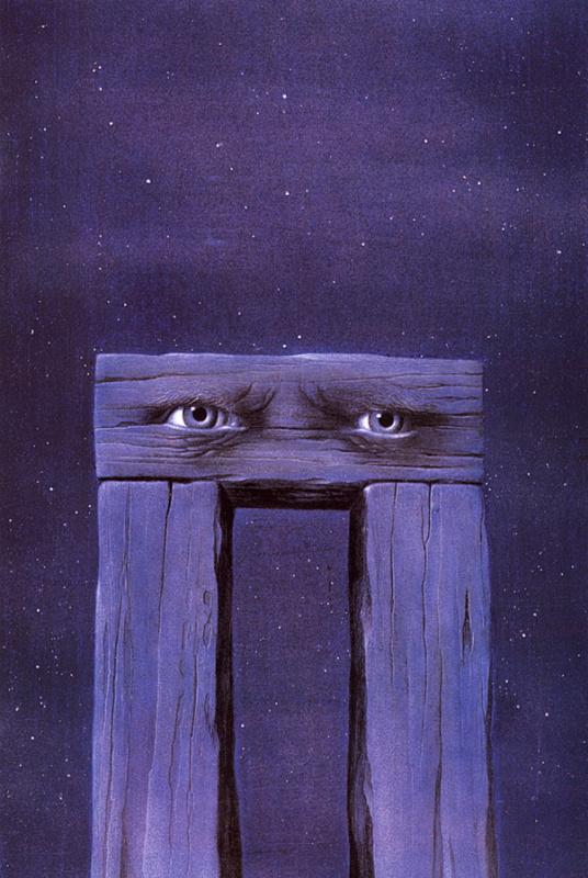 Джон Холмс. Глаза