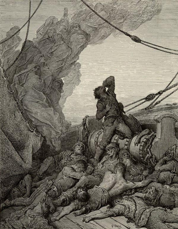 essays on the rime of the ancient mariner Analyze the rime of the ancient mariner as a narrative ballad with a message (how has coleridge rime of the ancient mariner by samuel taylor coleridge is a part of the collection lyrical ballads (1798), which he wrote together with william wordsworth.