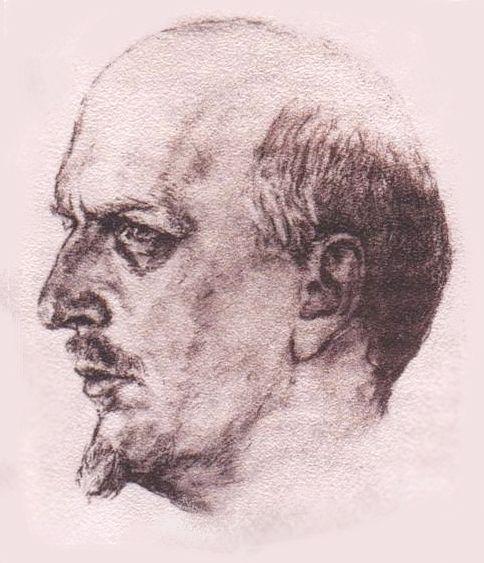 Евгений Евгеньевич Климов. Портрет профессора И.А.Ильина