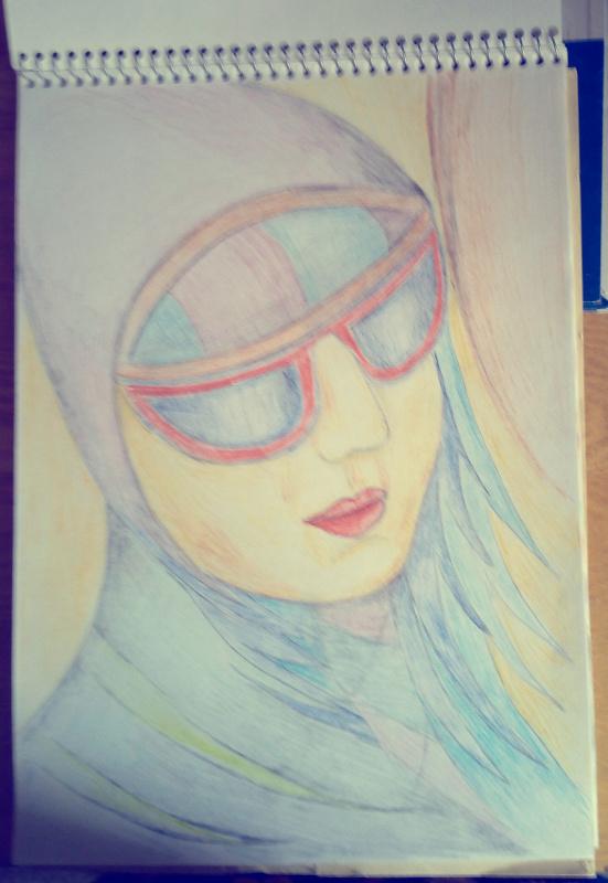Natalia Anatolyevna Leisure. Racer girl
