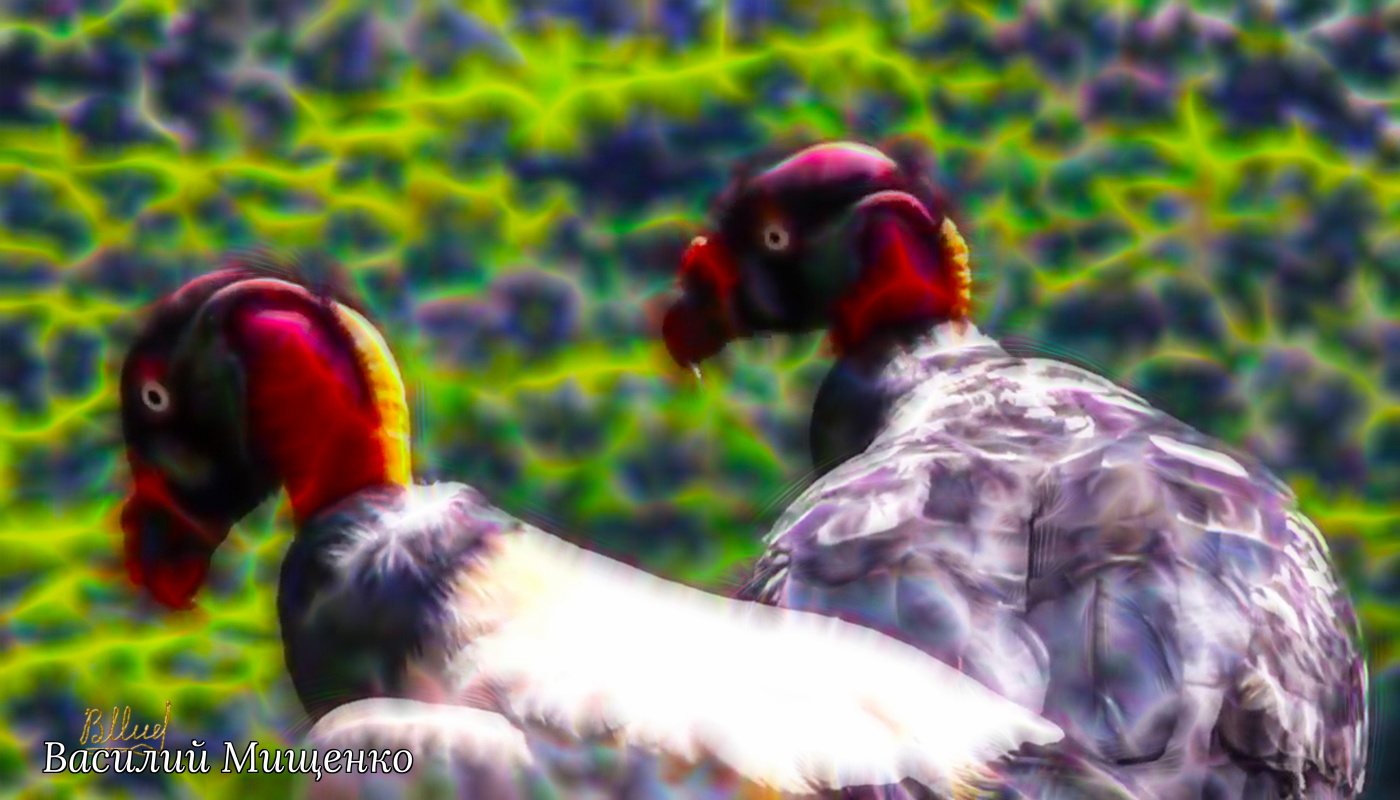 Vasiliy Mishchenko. Birds 027