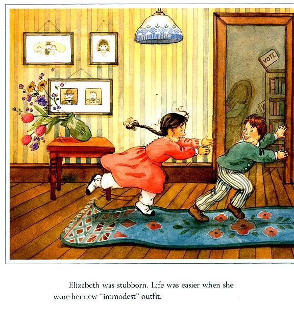 Мэри Де Нил Морган. Детские игры