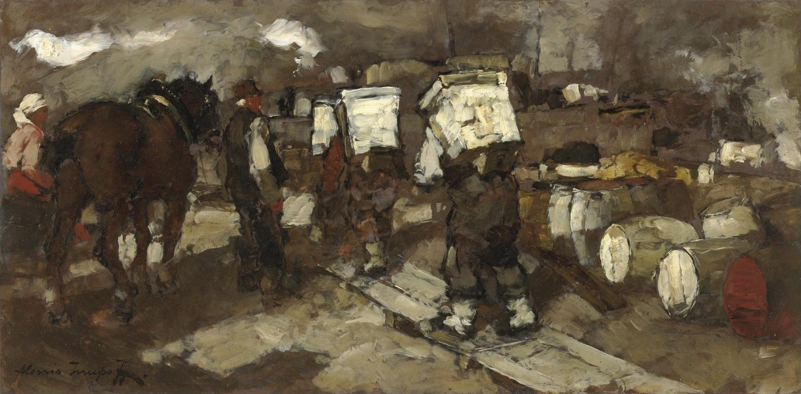 Alexey Vladimirovich Isupov. Movers.