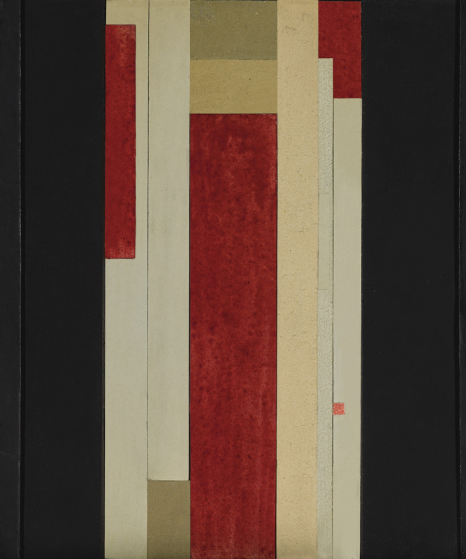 Ilya Chashnick. Seventh dimension. Suprematist relief