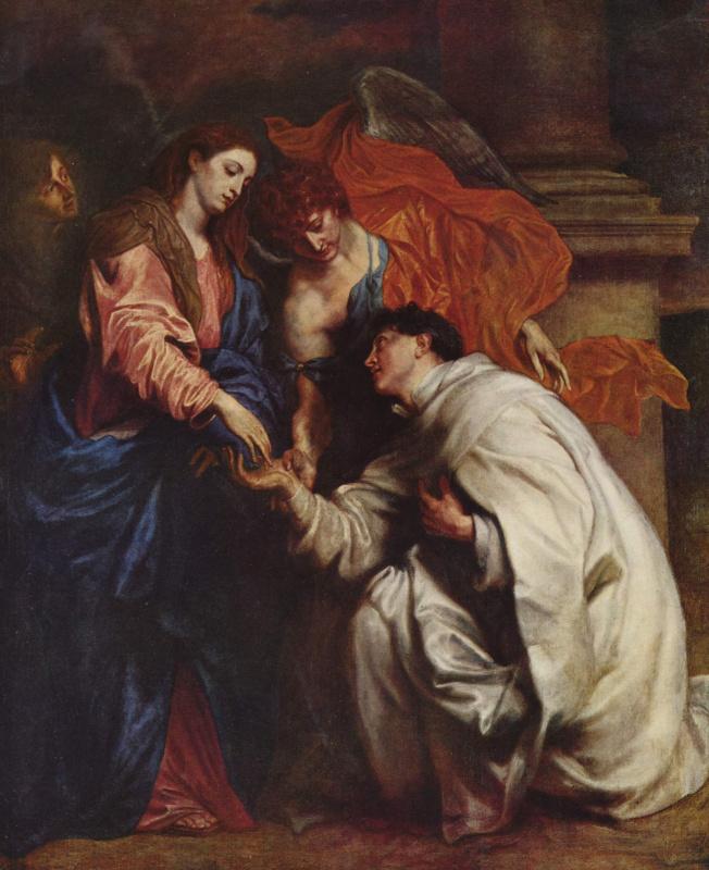Видение священника Германа Йозефа