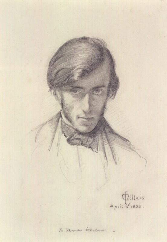 John Everett Millais. Frederic George Stephens