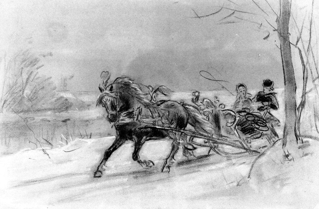 Отто Еерелман. Езда