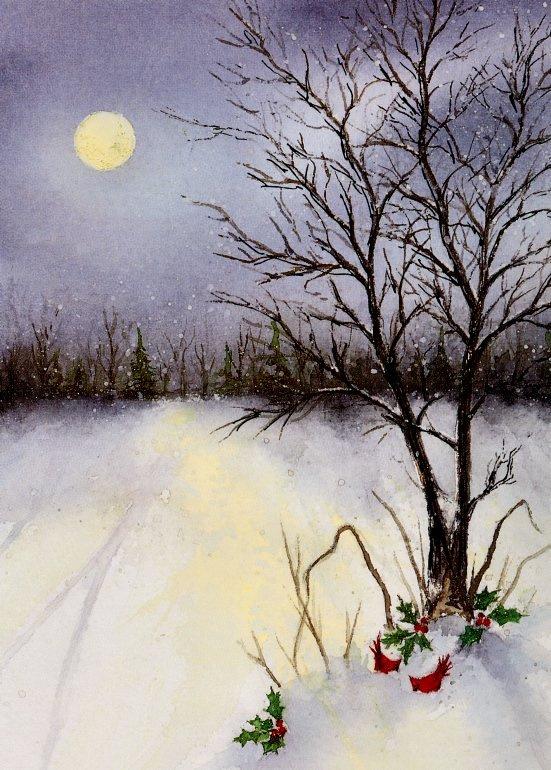 Лори Риетз. Лунный свет